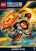 Lego Nexo Knights jaksot 16-20