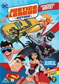Justice League Kausi 1 osa 1
