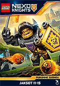 Lego Nexo Knights jaksot 11-15