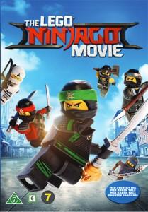 The Lego Ninjago - elokuva