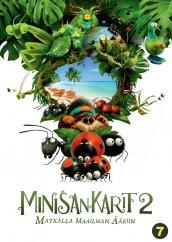 Minisankarit 2 - matkalla maailman ääriin